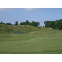 The Kingsley Club golf course near Traverse City, Mich.