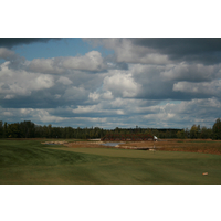 Sweetgrass Golf Club opened in the summer of 2008 and is located next to the Island Resort near Escanaba, Mich.