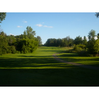 Timber Ridge Golf Club's 12th hole is one of several, driveable par 4s on the course.