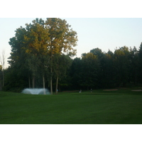No. 2 at Timber Ridge Golf Club puts water in your way.