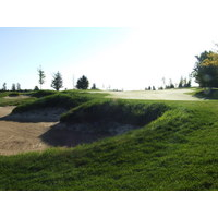 Gary Player's Wolverine is the more player-friendly of Grand Traverse Resort's two mammalian tracks.