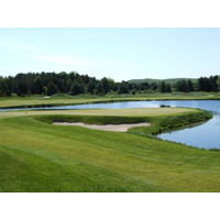 A view of The Bear golf course at Grand Traverse Resort in Acme, Michigan.