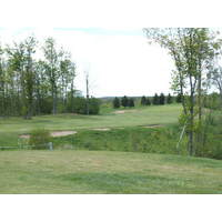 The Crown golf course is located just minutes from downtown Traverse City, Mich.