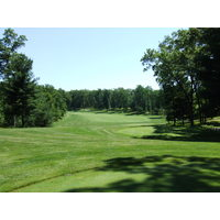 There are no parallel holes at Pilgrim's Run Golf Club in Pierson, Mich.