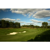 Tullymore Golf Club in Stanwood is Jim Engh's first design in Michigan.