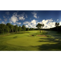 The Hills Course at Boyne Highlands opened in 2001, the fourth golf course to come to the resort.