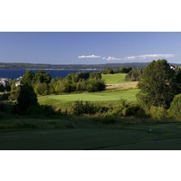 Crooked Tree Golf Club is located high above the Little Traverse Bay, just around the corner from Bay Harbor.