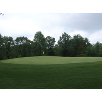 Six holes have no bunkers on The Mines Golf Course in Grand Rapids, Michigan.