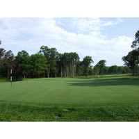 As the name implies, Forest Dunes Golf Club is a mix of forest and and sweeping hilly holes.