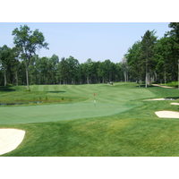 Forest Dunes Golf Club in Roscommon, Michigan.