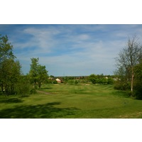The Orchards Golf Club finishes with a long par 4.