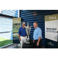 Harbor Shores will host the 2012 and 2014 Senior PGA Championship.