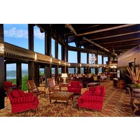 Shanty Creek Resorts' Lakeview Restaurant was part of a $10 million renovation and overlooks Torch Lake.