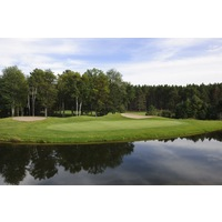 The Swampfire is one of four 18-hole golf courses at Garland Resort and Lodge in northern Michigan.