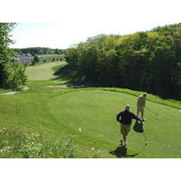 Northern Michigan does elevated tee shots to a tee at golf courses such as King's Challenge.