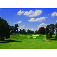 For classic Alister MacKenzie golf, find a way to play the University of Michigan's 1931 gem.