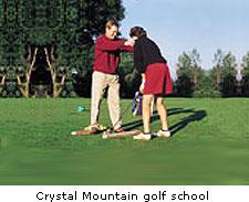 Crystal Mountain Golf School