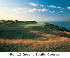 The Straits Course at Whistling Straits