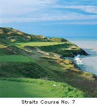 Straits Course