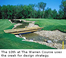 No. 10 at Warren Golf Course