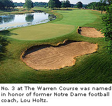 No. 3 at Warren Golf Course