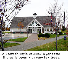 Wyandotte Shores Golf Course