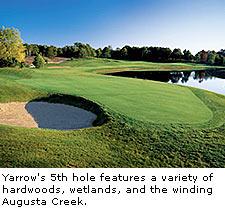Yarrow's 5th Hole