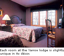 Yarrow Lodge
