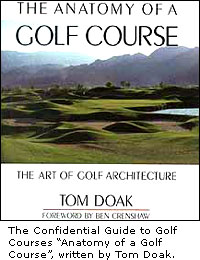 Anatomy of a Golf Course