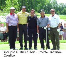 Couples, Mickelson, Smith, Trevino, Zoeller