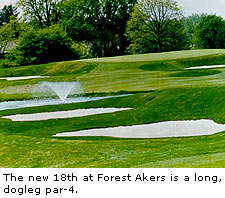 Forest Akers Golf Course