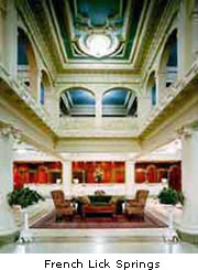 French lick springs resort and spa