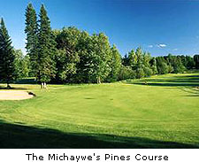 The Michawye's Pines Course