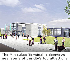 The Milwaukee Terminal