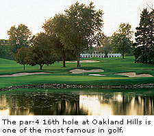 Oakland Hills Golf Club