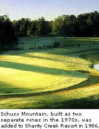 Schuss Mountain