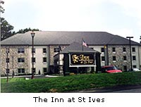 The Inn at St. Ives - Front View