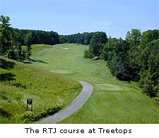 No. 10 at Robert Trent Jones Masterpiece Golf Course