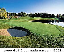 Yarrow Golf Club