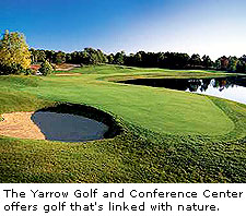 The Yarrow Golf and Conference Center